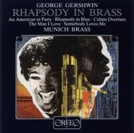 George Gershwin - Brass Band Arrangements   CD   Orfeo C306931