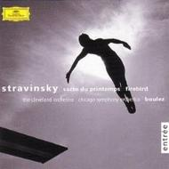 Stravinsky: Le Sacre du Printemps; The Firebird | Deutsche Grammophon 4717412