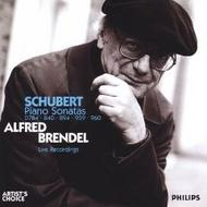 Alfred Brendel plays Schubert | Philips 4757191