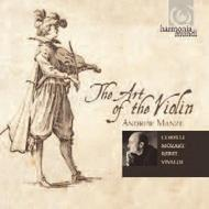 Andrew Manze: The Art of the Violin