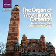 The Organ of Westminster Cathedral | Signum SIGCD089