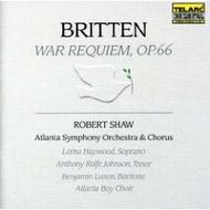 Britten - War Requiem  | Telarc 2CD80157