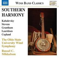 Southern Harmony: Music for Wind Band