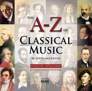 The A-Z of Classical Music (Keith Anderson)