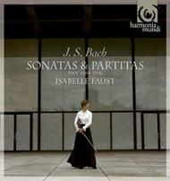 J S Bach - Sonatas & Partitas for Solo Violin