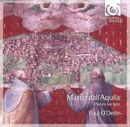 Marco dall�Aquila - Pieces for Lute
