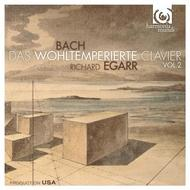 J S Bach - Well Tempered Clavier Vol.2