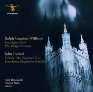 V Williams / Ireland - Orchestral Works (arranged for piano 4 hands) | Albion Records ALBCD011