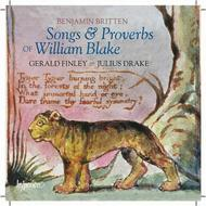 Britten - Songs & Proverbs of William Blake and other songs | Hyperion CDA67778