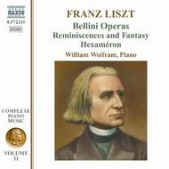Liszt - Complete Piano Music Vol.31