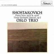 Shostakovich - Piano Trios, Fantastic Dances