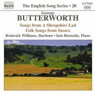 Butterworth - Songs | Naxos - English Song Series 8572426