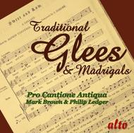 Traditional Glees & Madrigals | Alto ALC1095