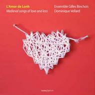 L'Amor de Lonh: Medieval songs of love and loss | Glossa - Platinum GCDP32304