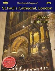 The Grand Organ of St Paul's Cathedral, London | Priory PRDVD5