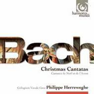 Bach/Herreweghe Edition: Advent & Christmas Cantatas