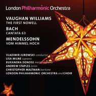Vladimir Jurowski conducts Bach, Mendelssohn and Vaughan Williams