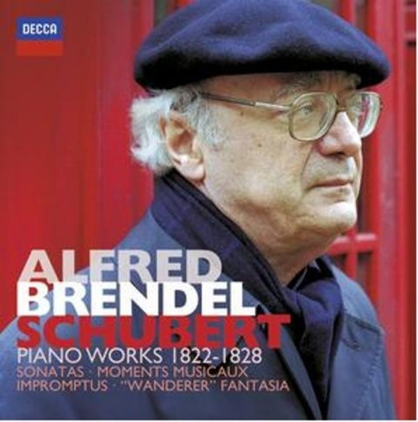 Brendel plays Schubert: Piano Works 1822-1828