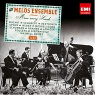 Melos Ensemble: Music among Friends (Complete EMI Recordings) | Warner - Icon 9185142