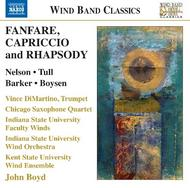 Fanfare, Capriccio and Rhapsody