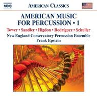 American Music for Percussion Vol.1