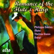 Romance of the Flute & Harp | Alto ALC1145