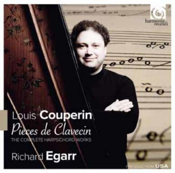 L Couperin - Complete Keyboard Works