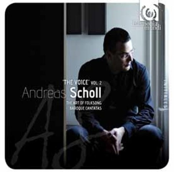 Andreas Scholl: The Voice Vol.2