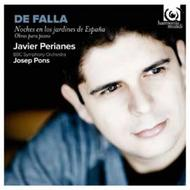 Falla - Nights in the Gardens of Spain, Piano Works