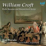 William Croft - Violin Sonatas & Harpsichord Suites