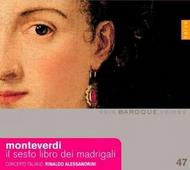Monteverdi - Sixth Book of Madrigals | Naive - Baroque Voices OP30522
