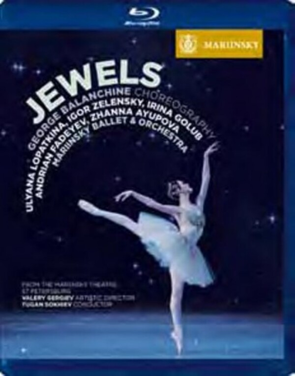 Jewels: George Balanchine (Blu-ray)