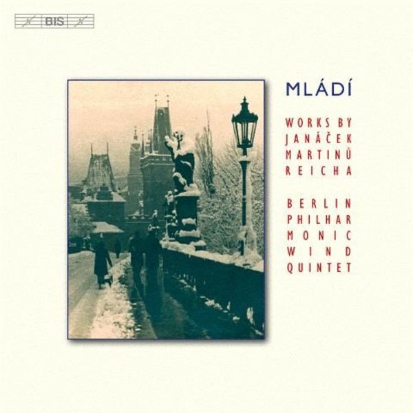 Mladi: Works by Janacek, Martinu & Reicha