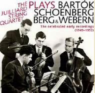 Juilliard String Quartet: The Celebrated Early Recordings | Music & Arts WHRA6040