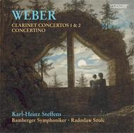 Weber - Concertos for Clarinet and Orchestra
