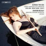 Across The Sea: Chinese-American Flute Concertos | BIS BISCD1739
