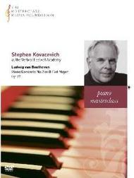 Stephen Kovacevich: Piano Masterclass from the Verbier Festival Academy