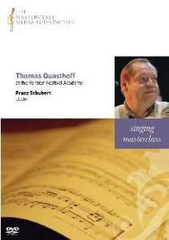Thomas Quasthoff: Singing Masterclass from the Verbier Festival Academy