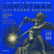 Christmas with Roger Wagner | Delos DE3072