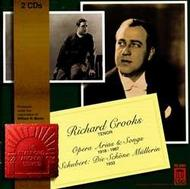 Richard Crooks: Opera Arias & Songs / Schubert - Die Schone Mullerin | Delos DE5501