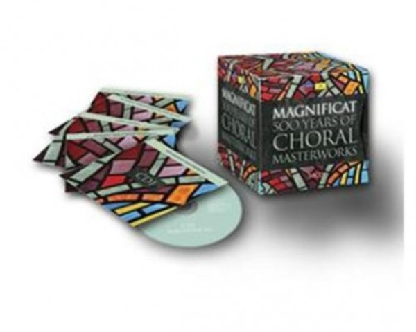 Magnificat: 500 Years of Choral Masterworks | Decca 4783640