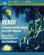 Verdi - Complete Ballet Music from the Operas (Blu-ray) | Naxos - Blu-ray Audio NBD0027