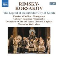 Rimsky-Korsakov - The Legend of the Invisible City of Kitezh