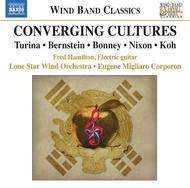 Converging Cultures: Music for Wind Band