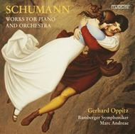 Schumann - Works for Piano and Orchestra