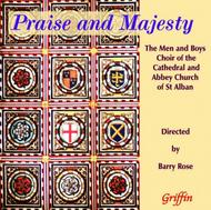 Praise and Majesty (Anthems & Services) | Griffin GCCD4076