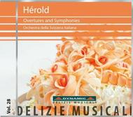 Herold - Overtures and Symphonies | Dynamic DM8028