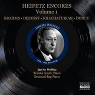 Great Violinists: Heifetz Encores Vol.1