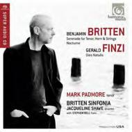 Britten / Finzi - Works for Tenor and Orchestra