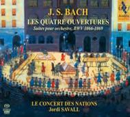 J S Bach - The Four Orchestral Suites BWV1066-1069
